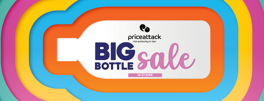 Price Attack Big Bottle - Shopping Centre Tiles 404x346